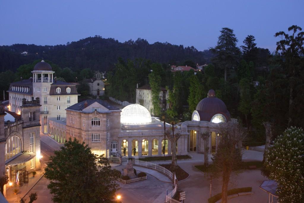 Balneario de Mondariz, unica Villa Ter mal de España en activo desde 1873