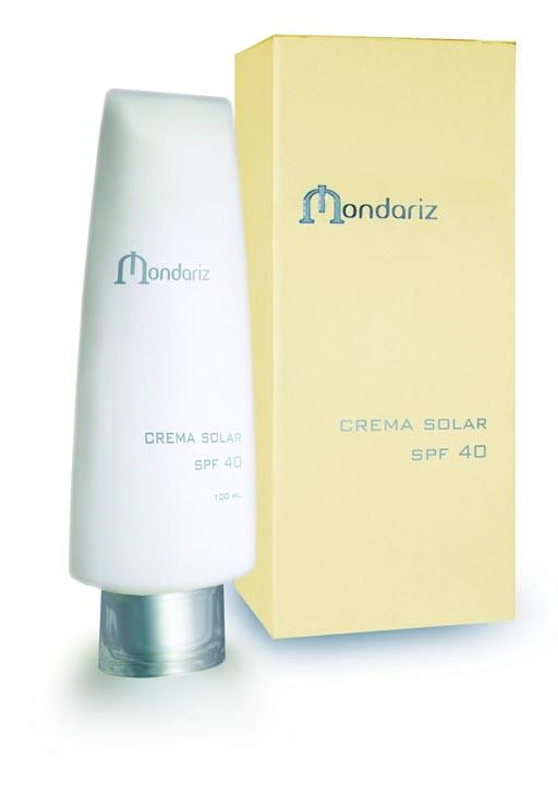 crema solar spf 40